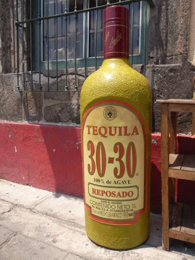 メキシコ《テキーラ編》