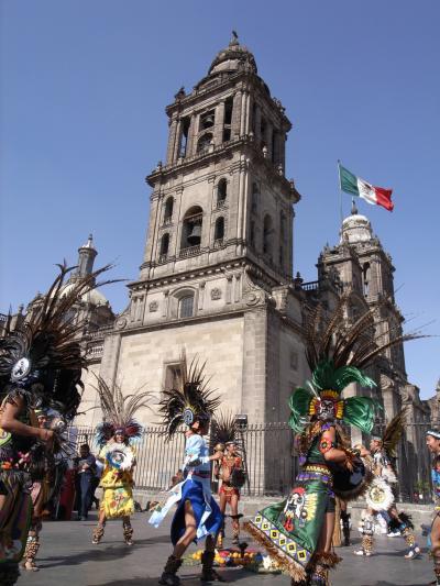 メキシコ《シティ編》