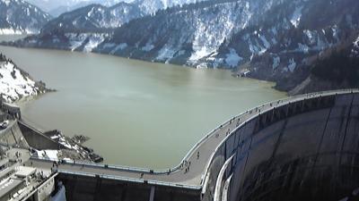 2009GW 黒部ダム