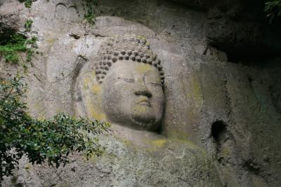 めざせ感動の大分:伝建・温泉・石仏・童謡:日本人の心を探る旅三日目