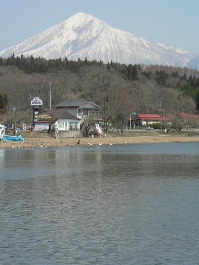 日本の旅 東北・中部地方を歩く 猪苗代湖周辺