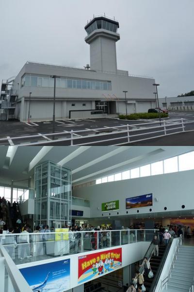 開港11日前 富士山静岡空港 旅客ターミナル内覧会