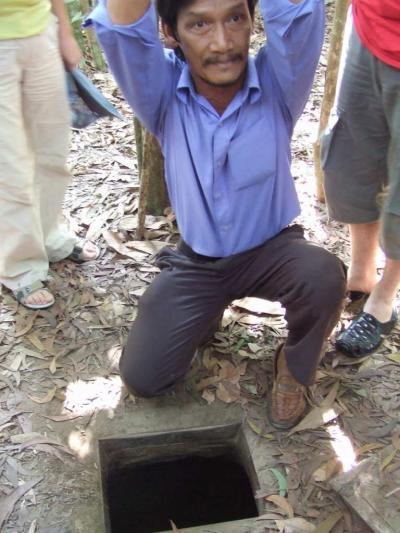 【45】ベトナム/クチ ストップオーバーでおまけ旅行2006
