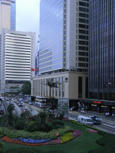 2009年 いきあたりばったり香港 【マンダリン・オリエンタル香港 お部屋編】