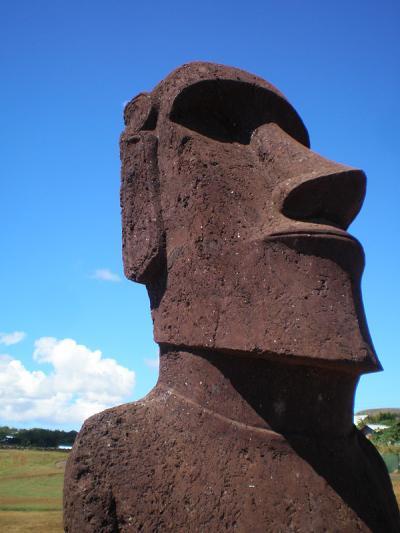 チリ《イースター島その2》