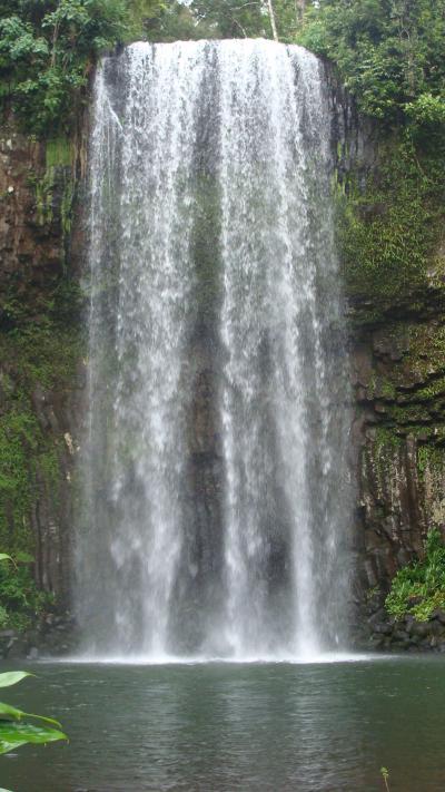 ミラミラ滝・ジール滝・エリンジャ滝