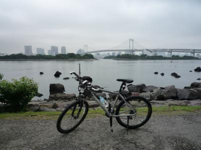 2009年05月 自転車で行ってみようかな お台場