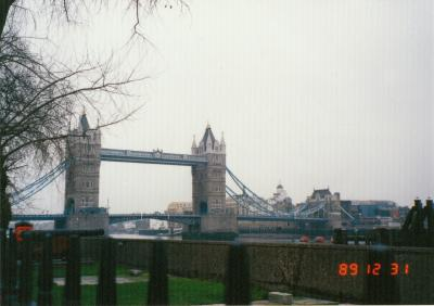ヨーロッパ旅行? ~ロンドン~