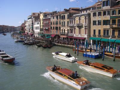 イタリア8日間の旅~見たい!食べたい!遊びたい!!3日目ベネチア編