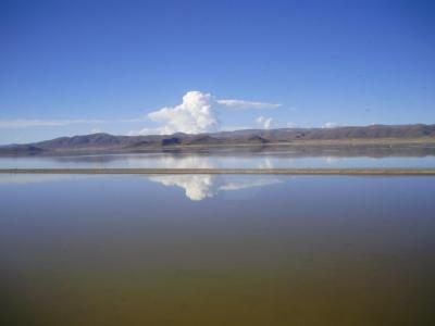 ウルウル湖と列車の旅:ロルーロ-ウユニ塩湖-アトチャ-トゥピサ-ビヤソン