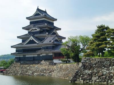 遅めのGWで松本城