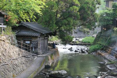 めざせ感動の大分:伝建・温泉・石仏・童謡:日本人の心を探る旅最終日