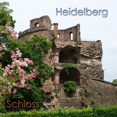 Schloss  ハイデルベルグの旅 (3) 城