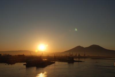 2008年夏ヨーロッパ旅行 WITH ロイヤルカリビアン(ボイジャーオブザシーズ) その6 カプリ島