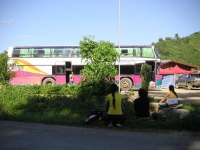 北タイ、ラオス紀行2009.5 ルアンナムターから