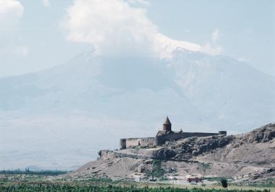 コーカサスの旅(3)~アルメニア・エレヴァン~