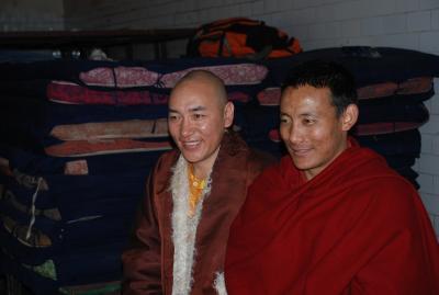 インド・ダラムサラ2009 チベット人難民センター