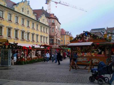 ドイツクリスマス市を巡る旅  ヴュルツブルクのクリスマス市