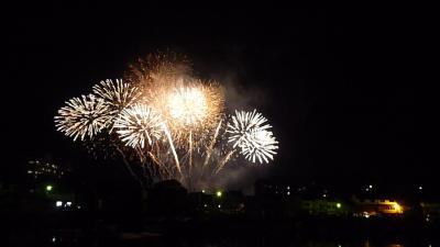 鞆の浦花火