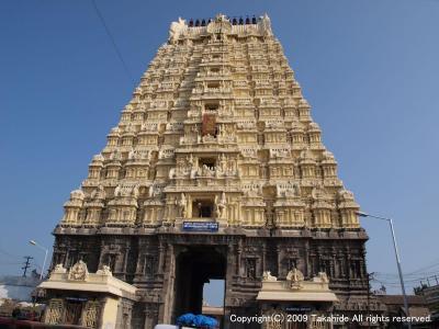 カーンチプラム(Kanchipuram)