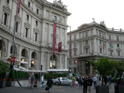 イタリア一人旅■ローマ■2006年5月