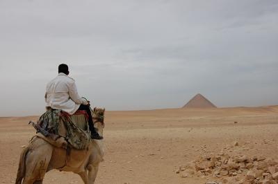 ファラオに会いたくて エジプト? 色々ピラミッドとハンハリーリ