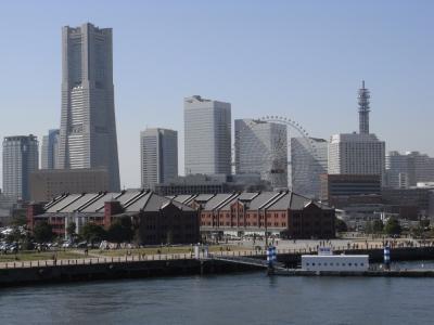 横浜(中華街・山下公園などなど)のお散歩(2009年3月)