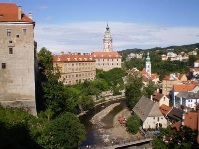 ブダペストへの片道1000km強 ドライブ その1チェコ