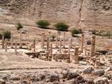 ヨルダン渓谷沿いのペラ遺跡