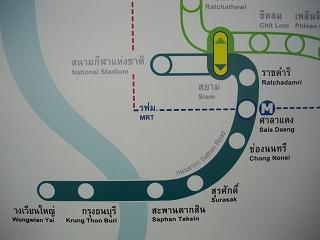 24日曜BTSウォンウェイヤイ駅からその先の国鉄SRT駅を目指す