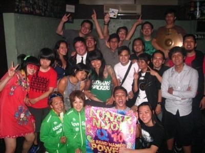 Q(くう)フィリピンマニラライブツアー JOONFEST'09