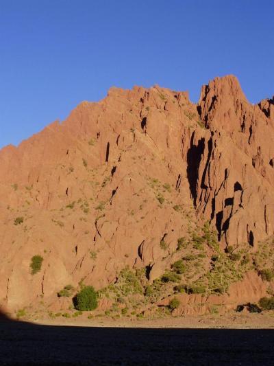 南米ボリビア国ポトシ県のトゥピサの風景 #2