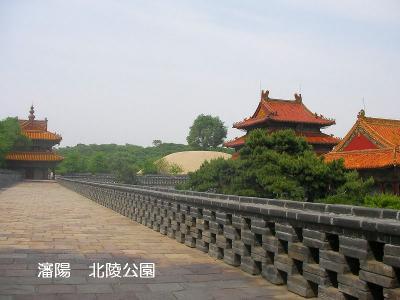 大連アカシア祭りと東北三省?瀋陽