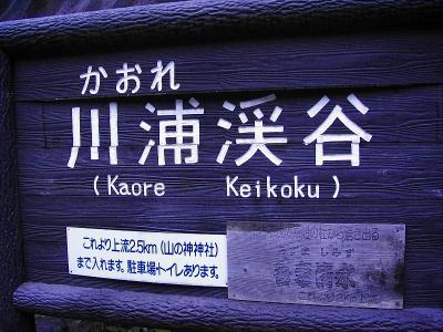 岐阜県関市の川浦渓谷、板取に行ってきました!