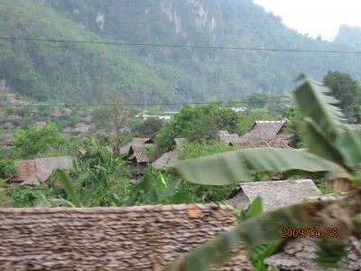 遥かなるメコン(18)ミャンマー人難民のゲットー。