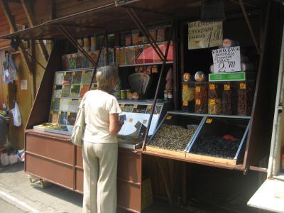 2008年ブルガリア旅行第16日目(最終日)出国日午前のソフィア見納め(完)