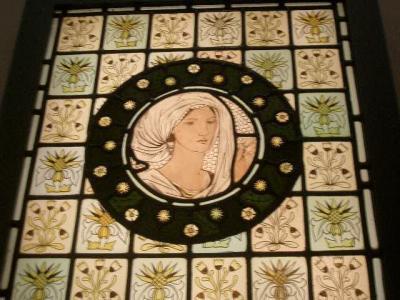 William Morris を見に Victoria Albert Museum に行く
