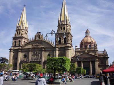 メキシコ旅行記 【8】グアダラハラ