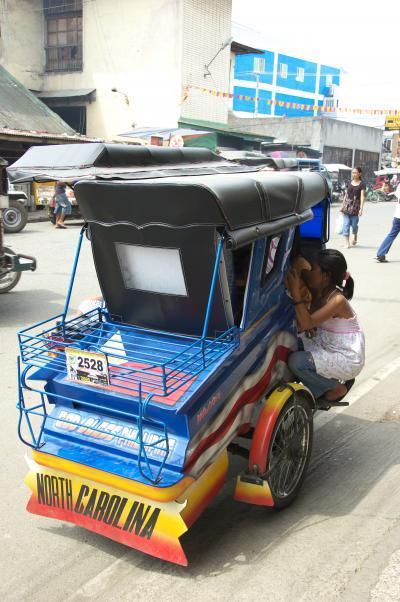 2009年5月フィリピン・セブ島一人旅2