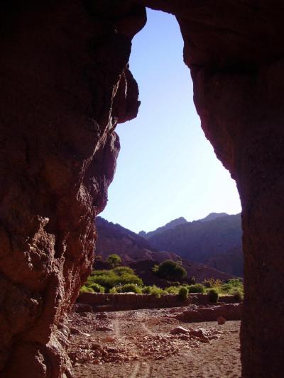 南米ボリビア国ポトシ県のトゥピサの風景 #4