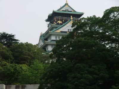 大阪:大阪城
