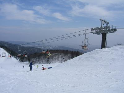 朽木スキー場 日帰り