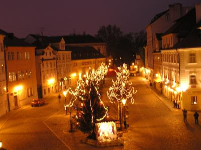 ☆ プラハは、冬に!