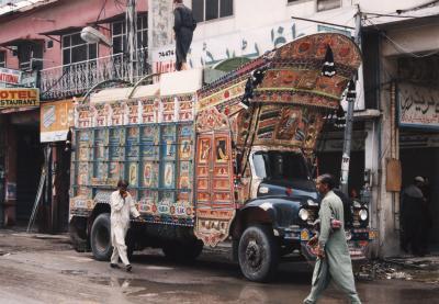 パキスタンの旅(1)~ラーワルピンディー~