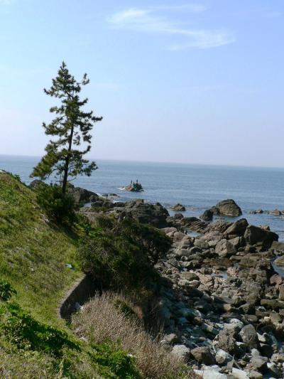 日本の旅 中部地方を歩く 福井県の越前岬周辺