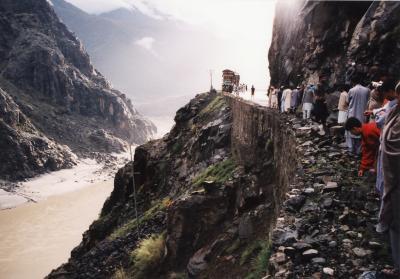 パキスタンの旅(2)~カラコルムハイウェイ1 ピンディー→フンザ~