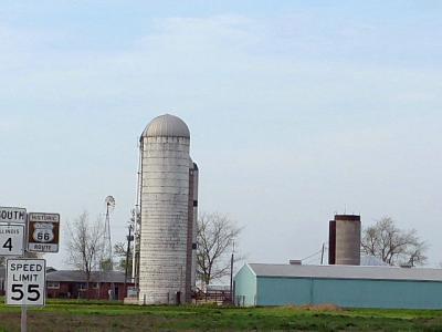 「ルート66」(2009年GW)。。。その16「スタントンからセントルイス」