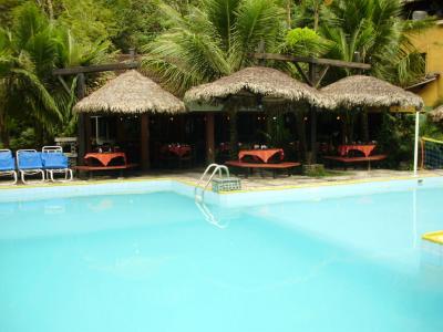 ボリビア国ラパス県の楽園コロイコのリゾートホテル−南米アンデス山脈 #2