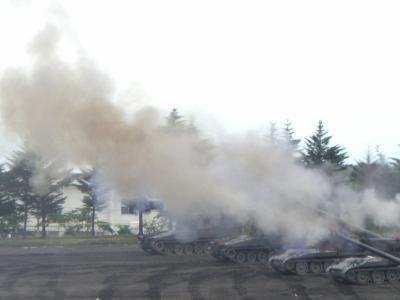 富士自衛隊学校 富士駐屯地開設記念行事