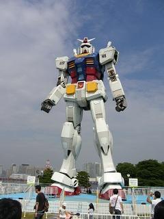 東京へ遊びに行ってきました その3 お台場ガンダム編